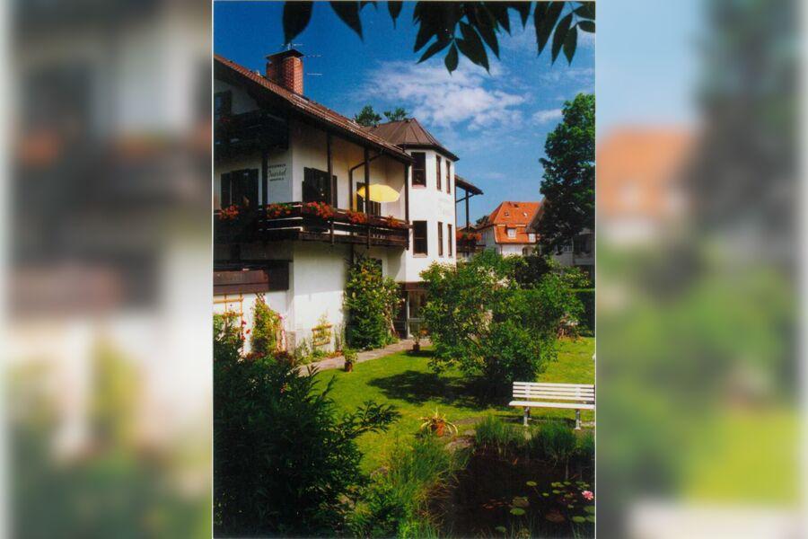 Gästehaus-Pension Isartal, Doppelzimmer