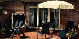 Frisiastrasse - Ferienwohnung Nordseewelle in Norddeich - kleines Detailbild