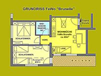 Appartements Lechner, FeWo - BRUNELLE in Arzl im Pitztal - kleines Detailbild