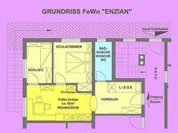 Appartements Lechner, FeWo - ENZIAN in Arzl im Pitztal - kleines Detailbild
