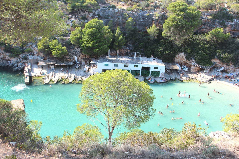 Ferienwohnung Sonido Del Mar In Cala Pi Balearen Sonido Del Mar - Mallorca urlaub appartement 2 schlafzimmer