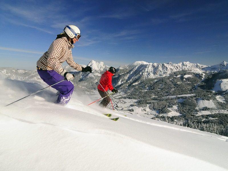 Ski-Alpin im Tannheimer Tal
