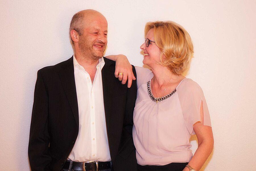 Familie Alexander und Eva-Maria Müller