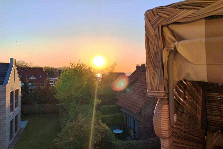 Atemberaubend - das Penthouse Sundowner!