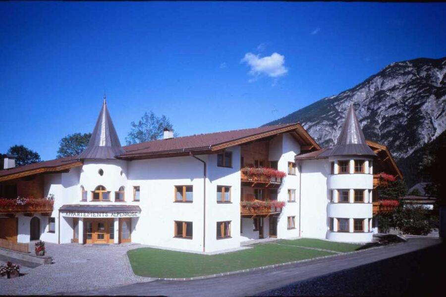 Appartementhaus Alpenrose Pertisau am Achensee