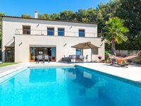 Luxus Villa - Entspannung in Sauna und Pool in Vence - kleines Detailbild