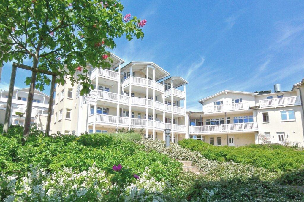 Meeresblick residenzen deluxe fewo f70 85m² 3 raum 4 pers balkon meerblick ferienwohnung in göhren ostseebad göhren obj nr 107386