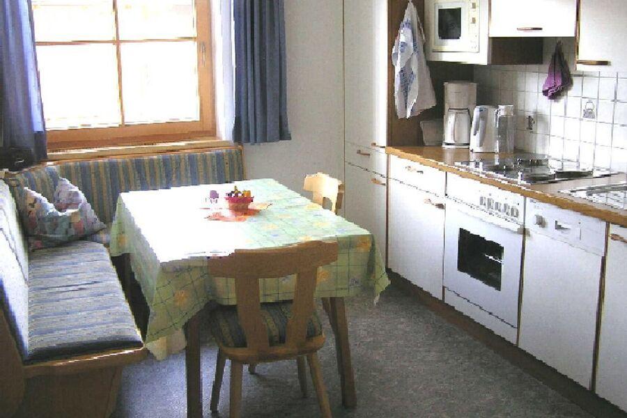 Haus Pinzger, Ferienwohnung KARLSPITZE 1