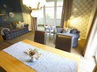 Jürs - Ferienhäuser Nordstrand, Ferienwohnung Pesel für 2 Personen mit Süd-Loggia in Nordstrand - kleines Detailbild