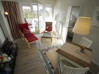 Jürs - Ferienhäuser Nordstrand, Ferienwohnung Cabin I für 2 Personen mit Süd-Loggia in Nordstrand - kleines Detailbild