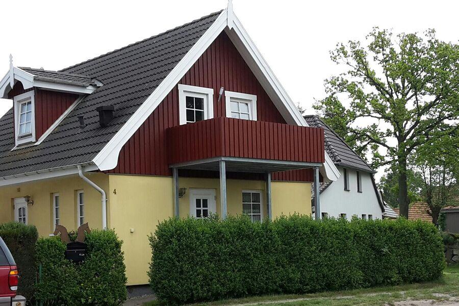 Schwedenhaus - Fewo für 2-4 Pers.