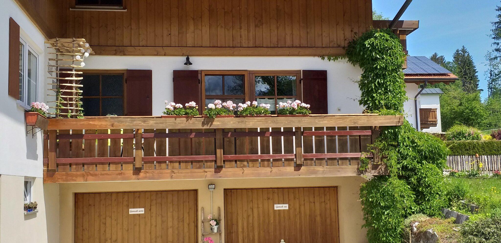 Ferienwohnung Mair - EG Wohnung Bergblick