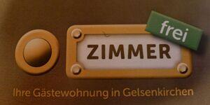 Ferienwohnung 'Zimmer frei' in Gelsenkirchen - kleines Detailbild