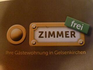 Ferienwohnung 'Zimmer frei' in Gelsenkirchen - Deutschland - kleines Detailbild