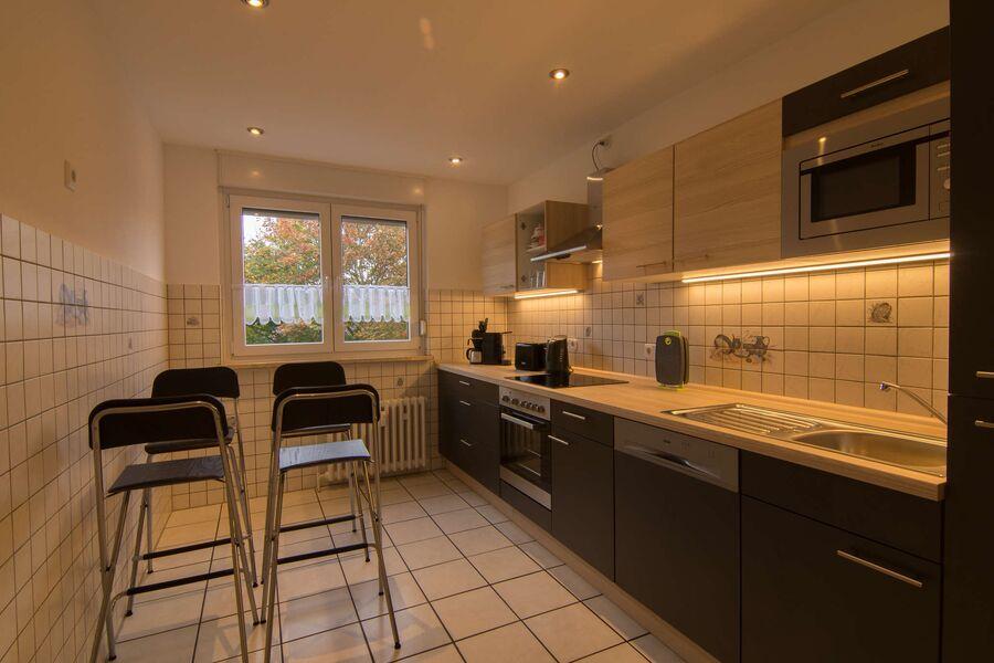 Küchenzeile komplett neu !