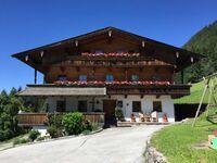 Aussergraben, Ferienwohnung Hanni in Alpbach - kleines Detailbild