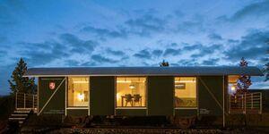 Luxus Appartment im Eisenbahnwaggon, LokoMotel in Stadtlohn - kleines Detailbild