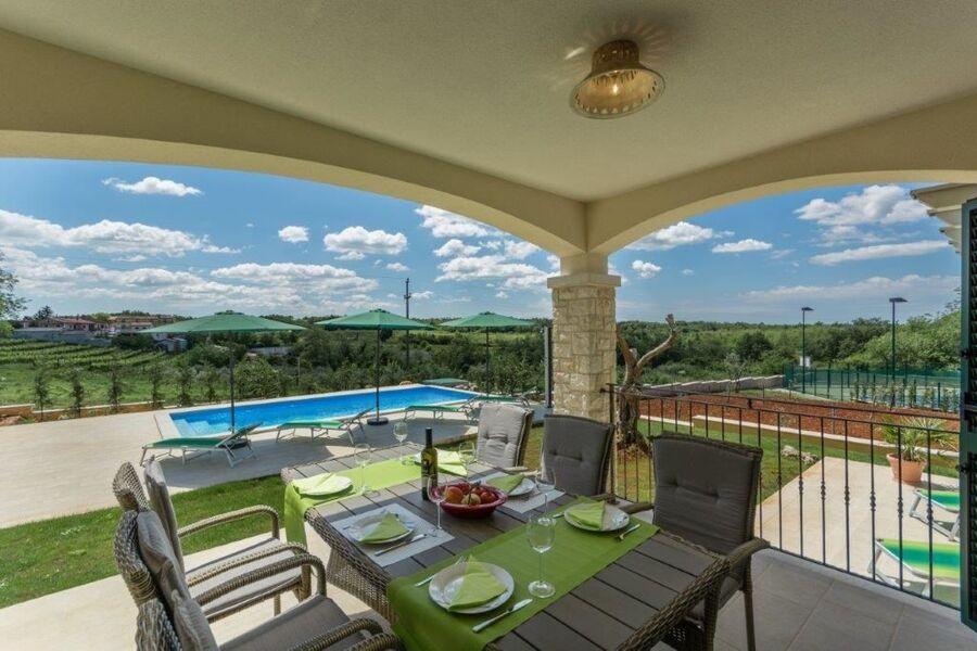 Villa Dunja, Aussicht