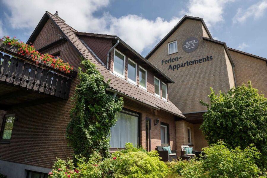 Ferien-Appartementhaus Bahlo