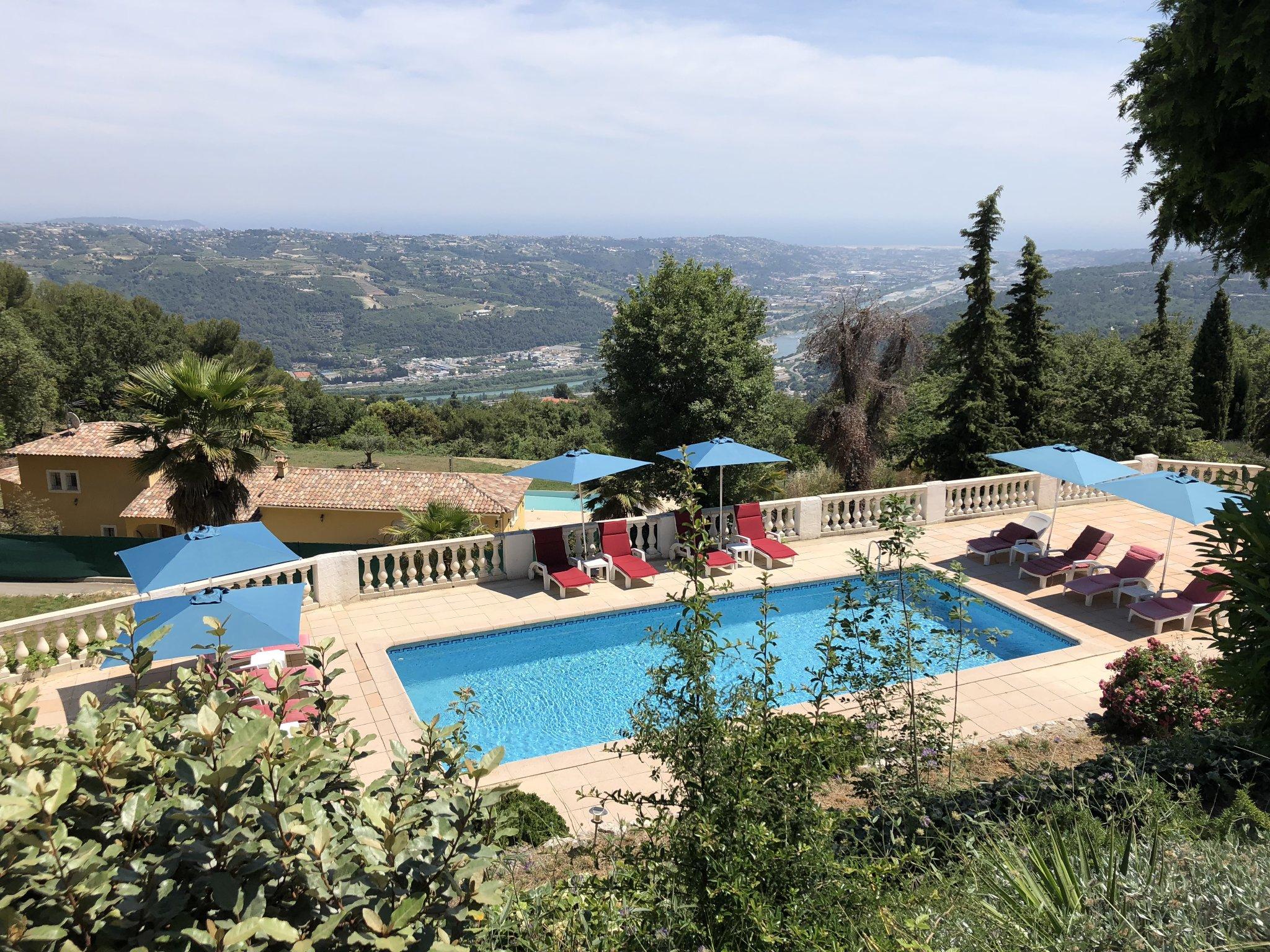 Ferienhaus Le Domaine de la Cote d'Azur - Mittleres Haus, 4 Personen