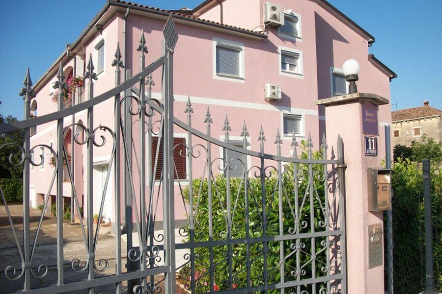 Porec Ferienwohnungen in Kroatien Istrie