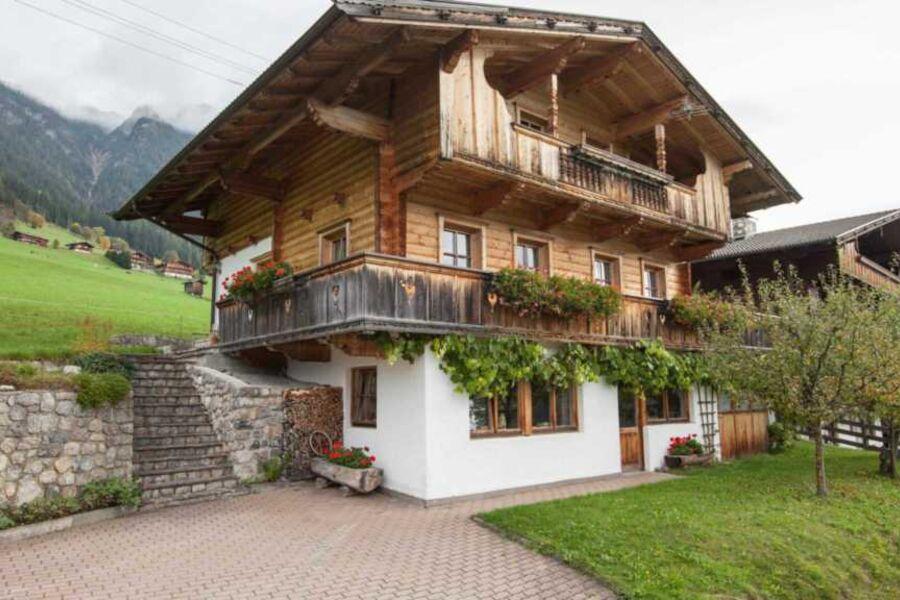 Aussermooserhof, Ferienwohnung 2 (65 m2) 1