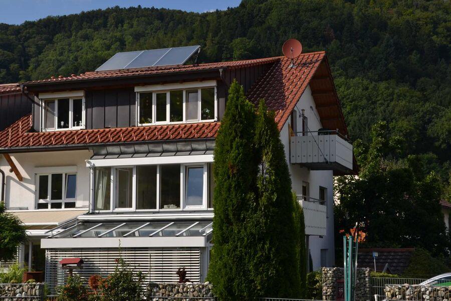 Außenansicht Haus Reichenbach