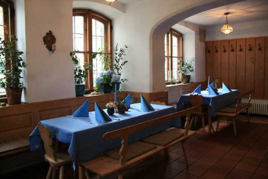 Gasthof Zantl, Einzelzimmer 1