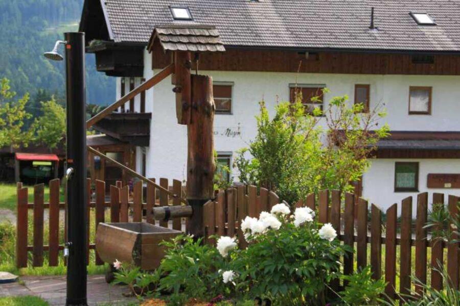 Haus Gruber, Ferienwohnung B 1