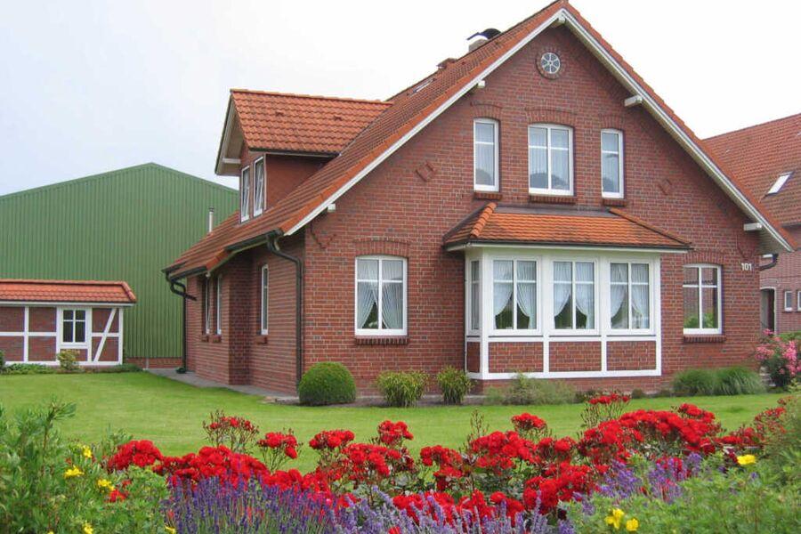 Obsthof Fock - unser Haus