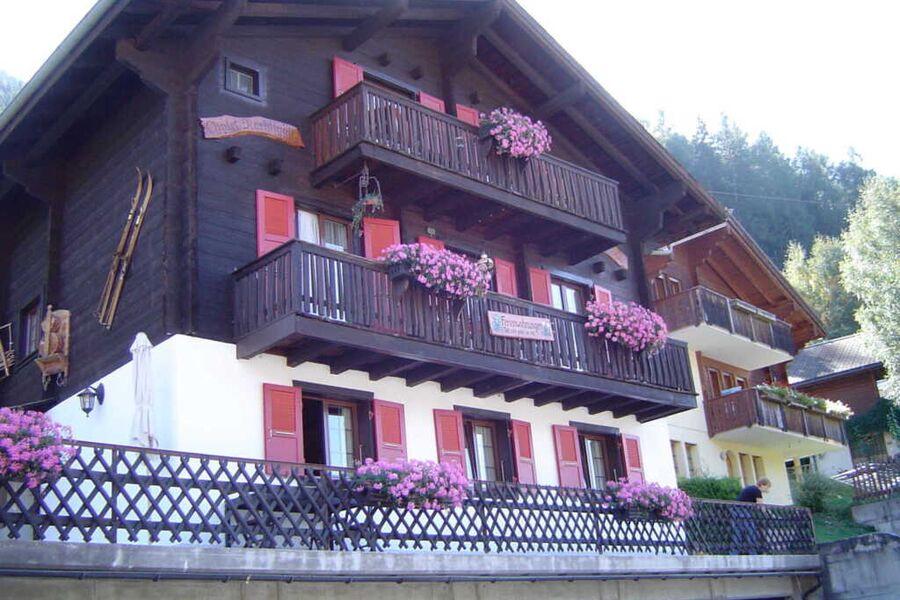 Nachtigall (Chalet) - Ernen, Nachtigall (2. Stock)