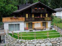 Chalet Angelini, Ferienwohnung Parterre 1 in Blatten - kleines Detailbild