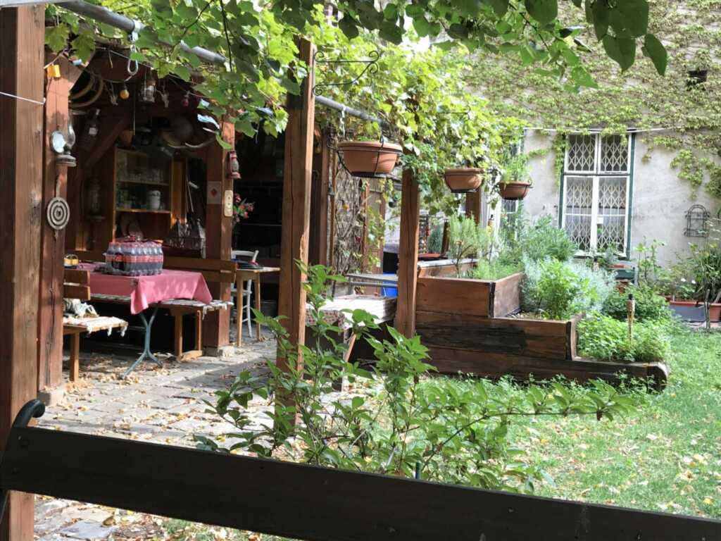 Ferienwohnungen Mühlpark, Apartment 88m² mit Gartenblick