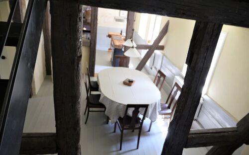 Altes Pfarrhaus - Maisonette-Wohnung 'Durchblick'