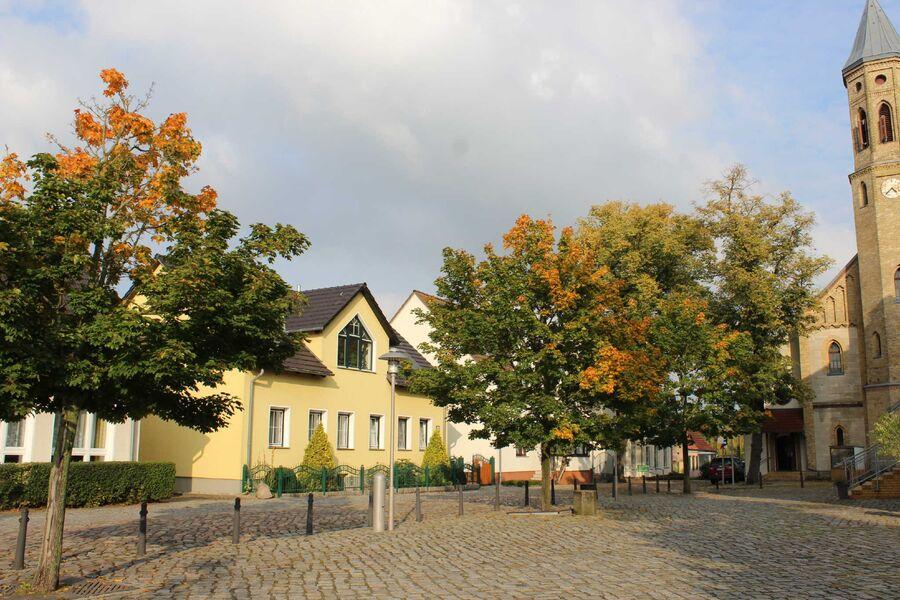 Ferienwohnung an der Kirche in Woltersdorf
