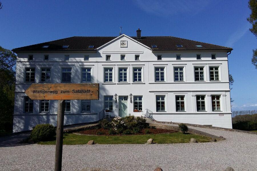 Ansicht Herrenhaus zu Blengow (Rerik)