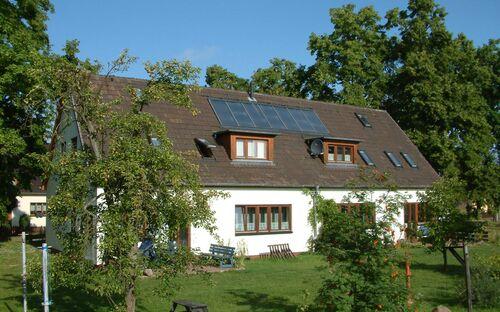 Ökologisches Ferienhaus an der Müritz