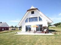 Ferienhaus Witthus, FeWo EG: 64m², 2-Raum, 2 Pers., Kamin, Terrasse, Garten in Wiek auf Rügen - kleines Detailbild