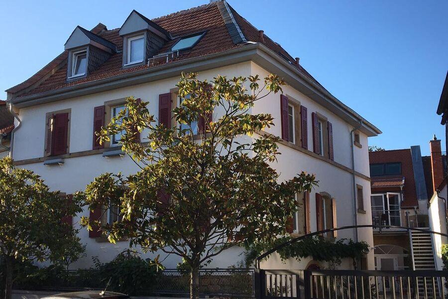 Weinkontor aus dem 19. Jahrhundert.