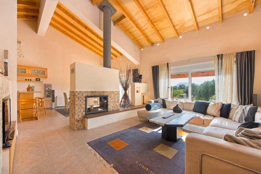 Villa Olive Kolymbia, mit privatem Pool