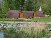 Glamping Heidekamp, Campingfass in Versmold - kleines Detailbild