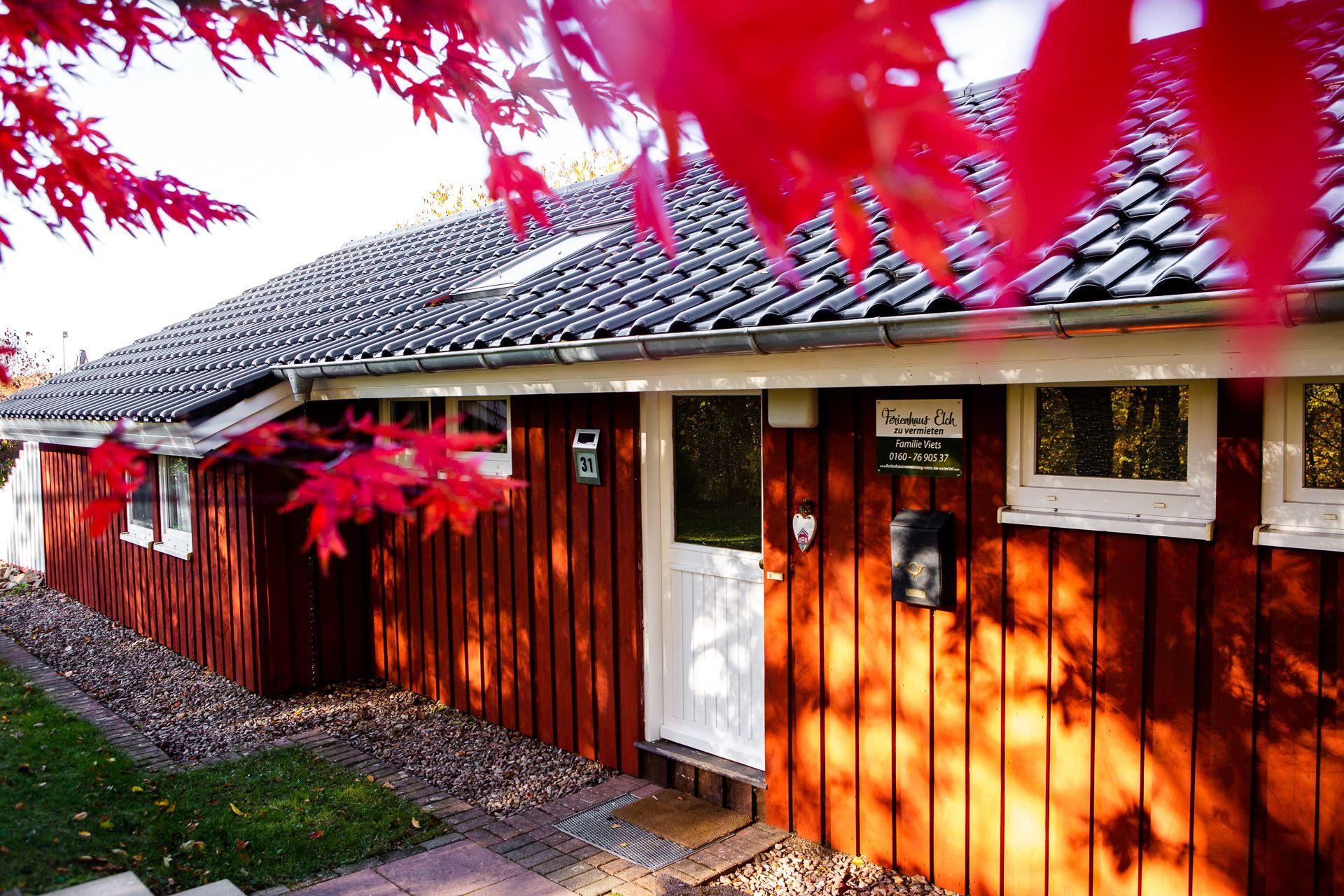 Ferienhaus Elch