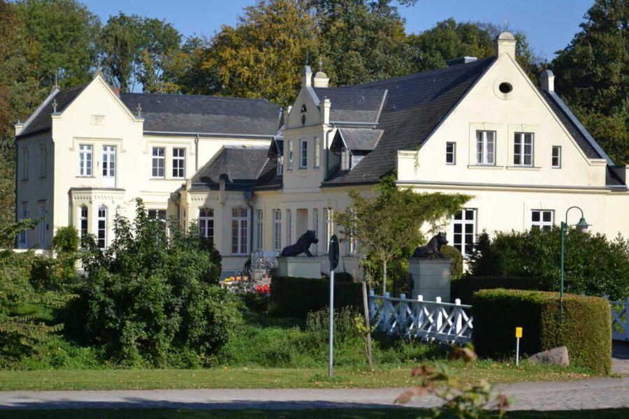 Blick vom Verwalterhaus