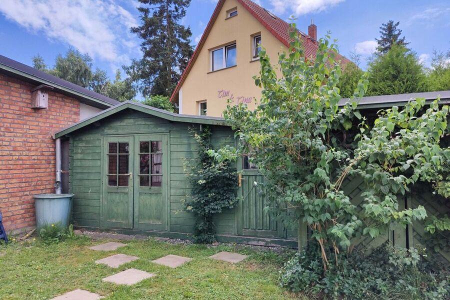 Ferienhaus Strandstraße, Ferienwohnung Idylle