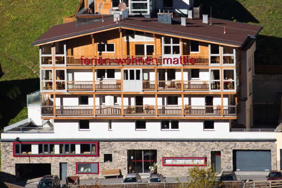 Ferienwohnen Mattle****, Appartement für 8-10 Pers