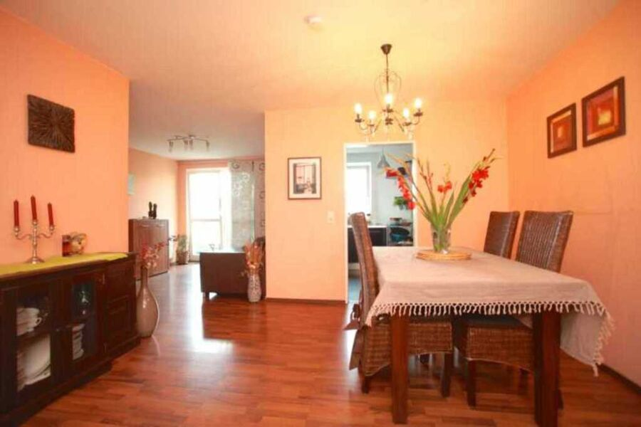 4 Zimmer Apartment | ID 4608 | WiFi, apartment