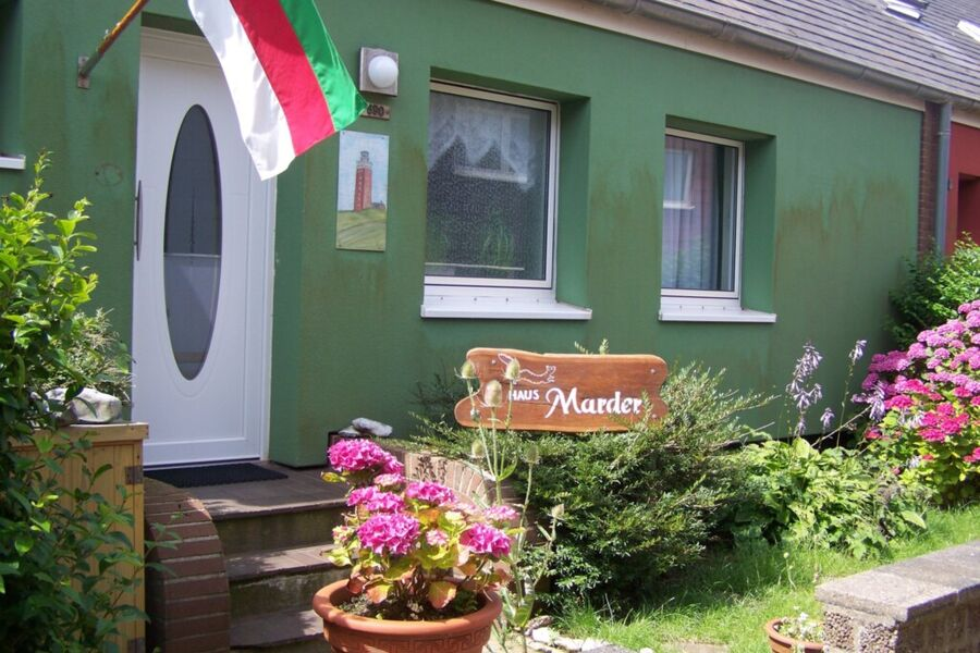 Eingang Haus Marder