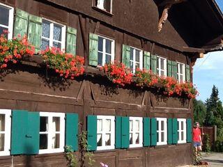 Rosenhof Allgäu - Ferienwohnung Morgentau in Görisried - Deutschland - kleines Detailbild