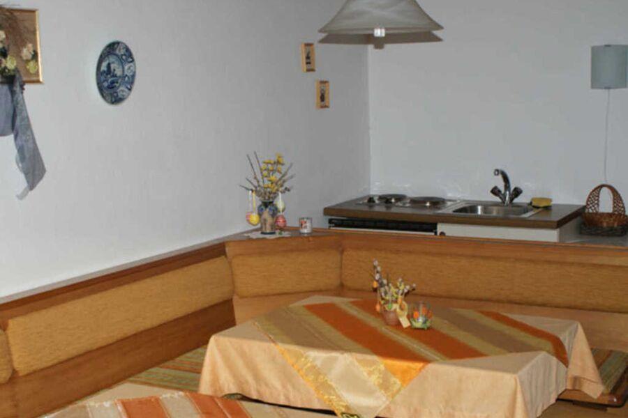Haus Müller, Einbettzimmer D 1