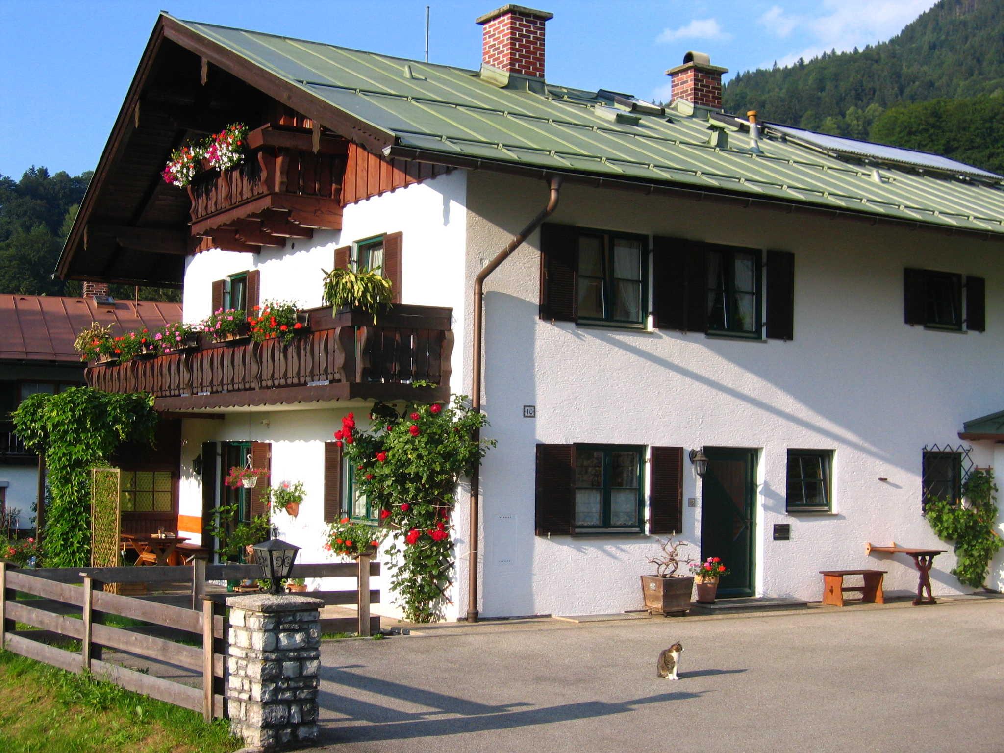 Haus Illig - Ferienwohnung Kehlsteinblick